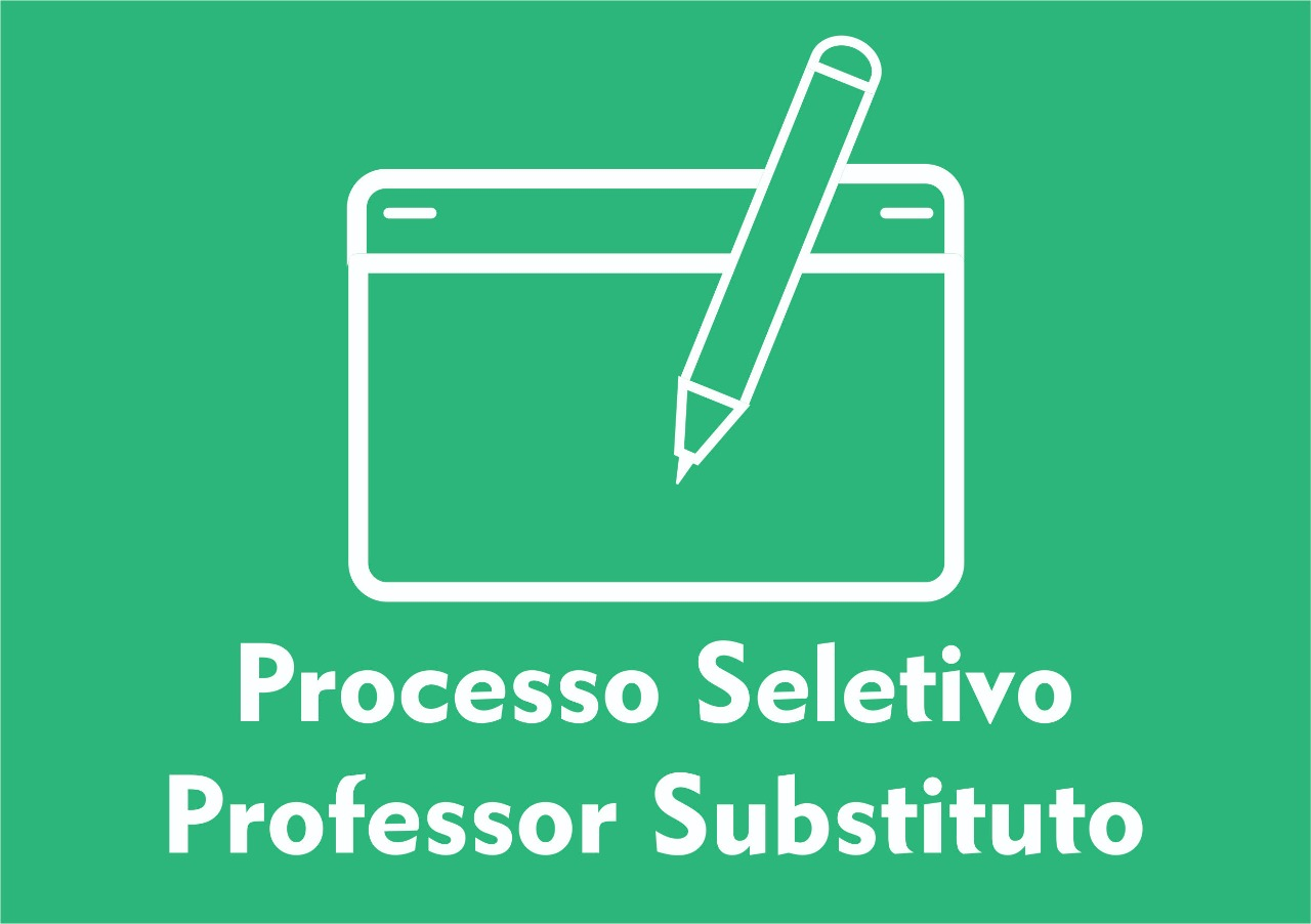 processo seletivo prof subs